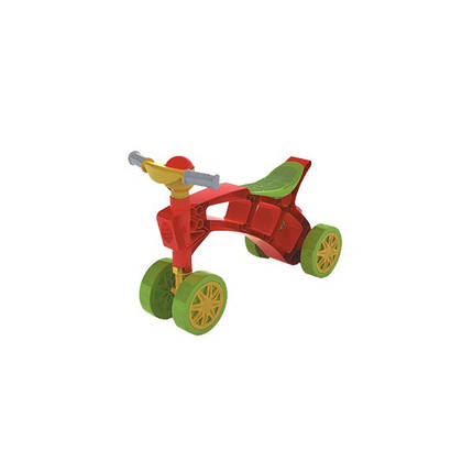 Ролоцикл 2759 велобег без педалей детский пластмассовый, фото 2