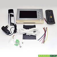 "Видеодомофон V80P-M1 7"" экран с картой памяти"