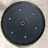 """Прикотуюче колесо в зборі ( диск поліпропілен ) з підшипником  1"""" x 12"""",Great Plains,814-174C, фото 4"""