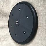 """Прикотуюче колесо в зборі ( диск поліпропілен ) з підшипником  1"""" x 12"""",Great Plains,814-174C, фото 8"""