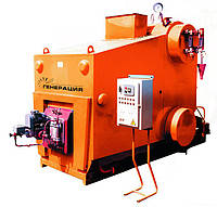 Паровой котел Е-1.0-0.9 М-3 (мазут, дизель, печное топливо)