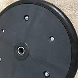 """Прикотуюче колесо в зборі ( диск поліпропілен ) з підшипником  1"""" x 12"""",  masseyferguson, challenger , 8769540, фото 4"""