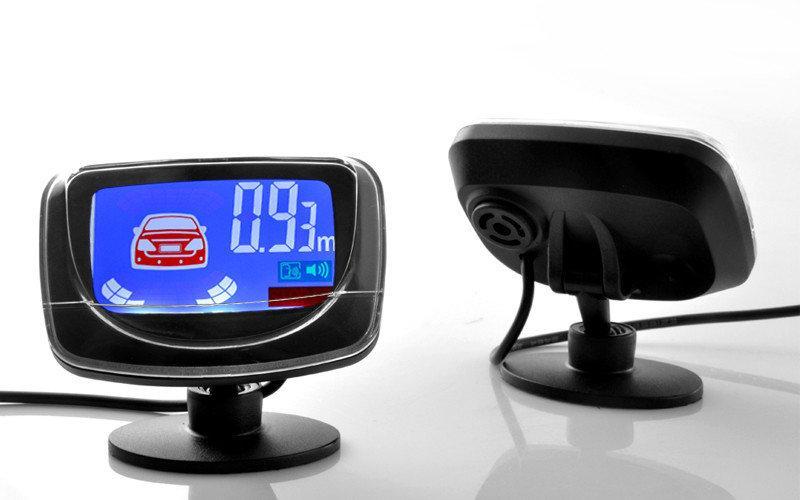 Парктроник с LCD дисплеем Tiger D065