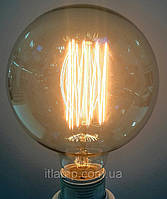 Лампочка ретро (лофт) Лампочка эдисона G125