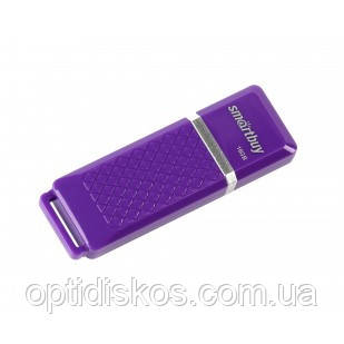 Флешка Smartbuy Quartz series Violet, 16Gb, фото 2