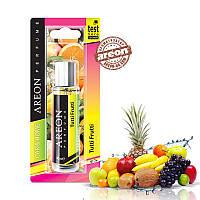 Ароматизатор воздуха Areon Perfume 35ml Blister Tutti Frutti