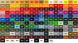 Услуга дизайн-панели - нанесение цвета по каталогу RAL на металлический обогреватель панельного типа ТМ UKROP, фото 2