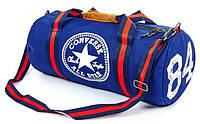 Сумка для спортзала Бочонок CONVERSE ALL STAR цвет синий