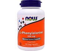 L-Phenylalanine 500mg 60 Caps