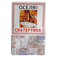 Виниловая прямоугольная скатерть 120х152 см Оселя 71-122-037