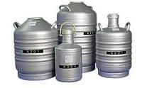 Сосуд Дьюара СК-16 для жидкого азота