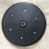 """Прикотуюче колесо в зборі ( диск поліамід) з підшипником  1"""" x 12"""", Kinze ,GA6434, фото 2"""