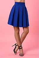 Молодежная юбка модного фасона