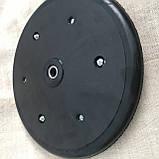 """Прикотуюче колесо в зборі ( диск поліамід) з підшипником  1"""" x 12"""", Kinze ,GA6434, фото 5"""