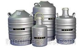 Сосуд Дьюара СК-25 для жидкого азота