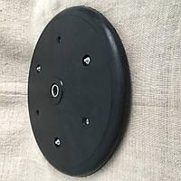 """Прикотуюче колесо в зборі ( диск поліамід) з підшипником  1"""" x 12"""",  Monosem, 7074.2, фото 1"""