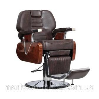 Мужское парикмахерское кресло AMBASCIATORI