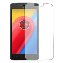 Защитное стекло Optima 9H для Motorola Moto С