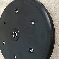 """Прикотуюче колесо в зборі ( диск поліамід) з підшипником  1"""" x 12"""", Great Plains,814-174C, фото 1"""