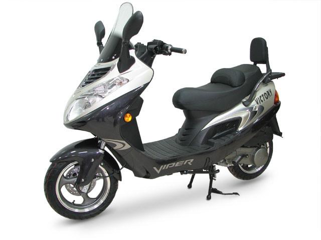 Скутеры объем двигателя 125-150 см3