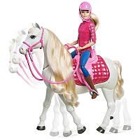 Набор кукла Барби  + интерактивная лошадь Мечты / Barbie Dreamhorse Doll And Horse, фото 1