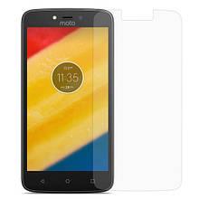 Защитное стекло Optima 9H для Motorola Moto С Plus