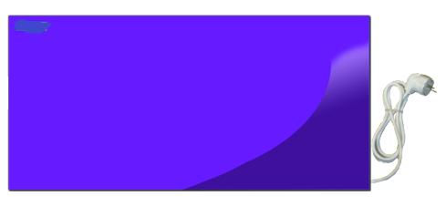 Услуга дизайн-панели - нанесение цвета по каталогу RAL на металлический обогреватель панельного типа ТМ UKROP