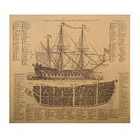 Декор: Ретро стиль - Древний корабль, фото 1