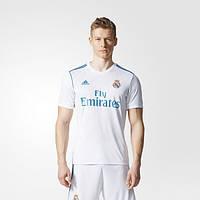 Мужская игровая футболка Adidas Real Madrid Home AZ8059 - 2017/2