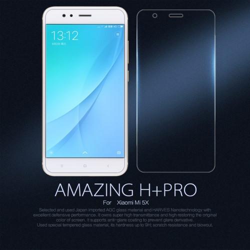 Защитное стекло Nillkin H+ PRO для Xiaomi Mi A1 5X