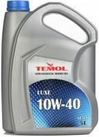 Масло TEMOL Luxe Diesel 10w40 5л
