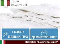 Одеяло пуховое демисезонное Luxury Exclusive