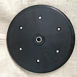 """Прикотуюче колесо в зборі ( диск поліамід) з підшипником  1"""" x 12"""", masseyferguson; challenger ; 700727676, фото 5"""