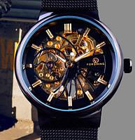 Мужские часы наручные Forsining Leader