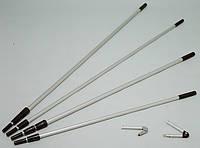 Телескопическая ручка 2,4 м.