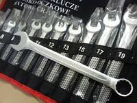 Ручной инструмен, ключи рожково - накидние 6 - 22 мм