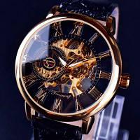 Мужские часы наручные Forsining Rich