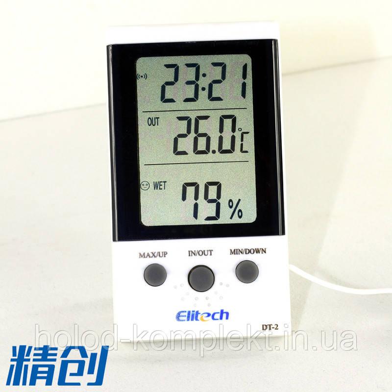 Цифровой термометр  DT-2