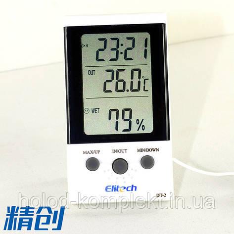 Цифровой термометр  DT-2, фото 2