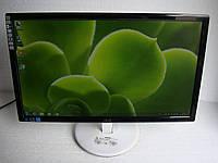 """Монитор  23"""" AOC E2343F Black-White FullHD в apple дизайн"""