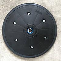 Прикотуюче колесо в зборі ( диск поліамід) з підшипником 1 x 12 , John Deere, AA43898