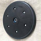 """Прикотуюче колесо в зборі ( диск поліамід) з підшипником  1"""" x 12"""", John Deere, AA43898, фото 2"""