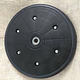 """Прикотуюче колесо в зборі ( диск поліамід) з підшипником  1"""" x 12"""", John Deere, AA43898, фото 3"""