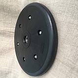 """Прикотуюче колесо в зборі ( диск поліамід) з підшипником  1"""" x 12"""", John Deere, AA43898, фото 5"""