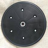 """Прикотуюче колесо в зборі ( диск поліамід) з підшипником  1"""" x 12"""", John Deere, AA43898, фото 6"""