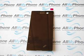 Дисплейный модуль Sony E5603 Xperia M5, E5606 Xperia M5, E5633 Xperia M5, E5653 Xperia M5, E5663 Xperia M5 Dual Black