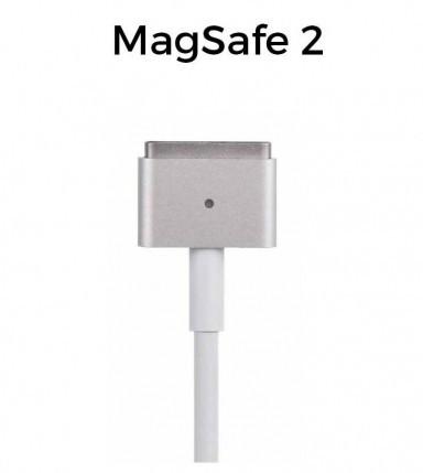 Кабель блока живлення Apple MAgSafe 2 T-tip45W 60W 85W DC
