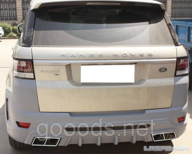 Lumma для Range Rover SportL494