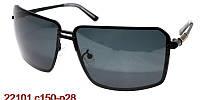 Модные большие очки от солнца мужские Yingchang