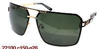 Большие стильные солнцезащитные очки для мужчин  Yingchang